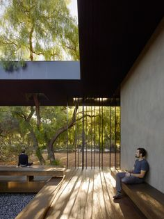 Windhover Contemplative Center on Behance