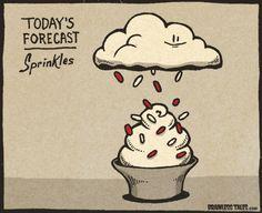Forecast Sprinkles