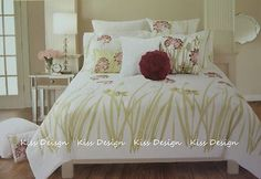 this is my new bedding set ! i love it