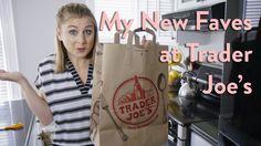 Video: My 5 Favorite New Trader Joe's Items