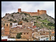 #Spain is #history.  #Castalla fortress