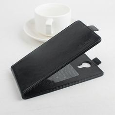 PU Flip Leather Protective Case For Ulefone be touch 2