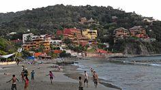 Playa la Madera in Zihuatanejo, Mexico