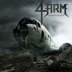 Exclusive Album Stream: 4Arm - Survivalist #sdmetal #metal #music