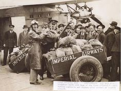 Imperial Airways.