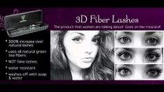 3D Fiber lash Mascara, The new rave, no one can top our 100% all natural mascara