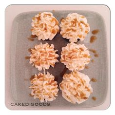 Tres Leches with Dulce de Leche by Caked Goods