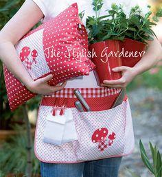 Love this garden apron!