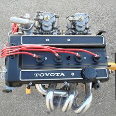 #UsedEngines Power is greatly improved now. Pics will be up in the gallery shortly. Toyota 18RG Engine Rebuild