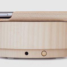 Elegant wireless charging magic