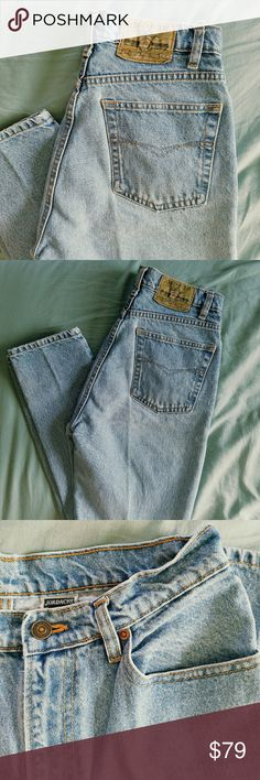 Rare Vintage Jordache Mom Jeans Awesome classic vintage mom jeans.   Very Rare and in excellent condition.   Tapered leg, slim fit.    Measurements: 15 inches across waist  20 inches across hips 32 inch inseam   Tags Grunge goth pastel vintage retro high waist bottoms pants boyfriend fit tapered slim skinny ankle denim urban outfitters punk rock alternative 1990 1990s 90's 90s 80's Vintage Jeans