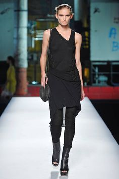 Helmut Lang Spring 2012 RTW Collection - Fashion on TheCut