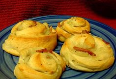 Bacon and Onion Appetizers