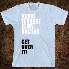 David Tennant Is My Doctor