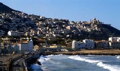 Algiers, north Africa's white lady