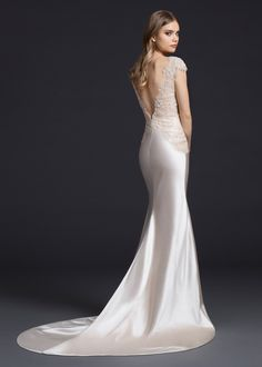 Bridal Gowns and Wedding Dresses by JLM Couture - Style 3653