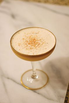 Sherry Flip: 1 egg table-spoon oz] sugar large bar glass oz] ice shaved 1 wine-glass oz] sherry wine Shake it well, until it is thoroughly mixed, strain it into a fancy bar glass, grate a little nutmeg on top and serve. The Iceman Cometh, Sherry Wine, Simple Syrup, Flipping, Cocktails, Drinks, 1 Egg, Shake, Spoon