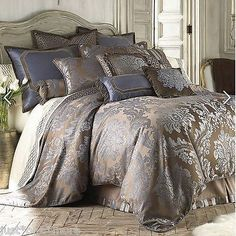 Biltmore 174 For Your Home Morant 4 Piece Bedding Ensemble