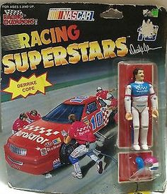 (TAS004525) - Racing Champions Racing Superstars Nascar - Derrike Cope #10