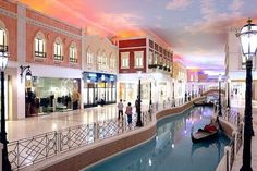 Villagio in Doha, Qatar - Splendid design images