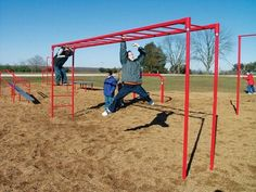 Fight childhood obesity with our outdoor fitness courses!