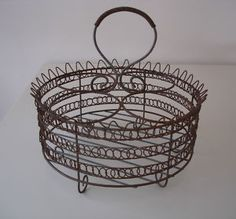 wire canning rack