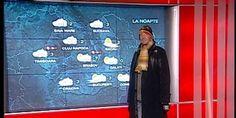 """ドイツ広告代理店のCSR、""""ホームレス""""を天気予報のレポーターに起用   ブログタイムズBLOG 【海外広告事例】"""