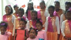 Praise Dancers WOLF church