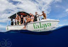 #ECOHOTELS #SWD #GREEN2STAY  Misool Eco ResortPage  Happy, smiley faces after a dive in #misool, on board the #falaya.   #surfaceinterval #scubadiverlife #RajaAmpat#Indonesia   http://green2stayecotourism.webs.com/asia-pacific-eco-hotels