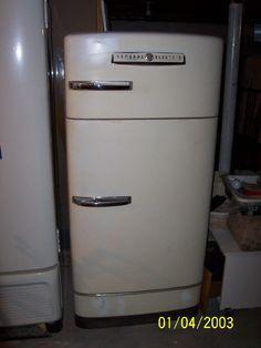 ge refrigerator older models manuals