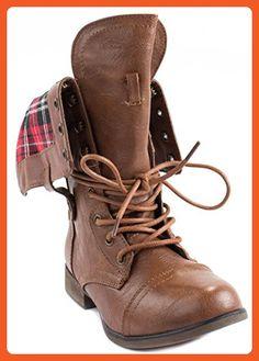 Forever Women's Legend-8 Tan Boots 10 D(M) US - Boots for women (*Amazon Partner-Link)