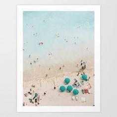 the Islands of Waikikiiii Art Print by Ashley Goodwin | Society6