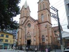 Igreja de Nossa Senhora da Lapa - São Paulo -  SP