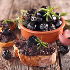 Tapenade – recept