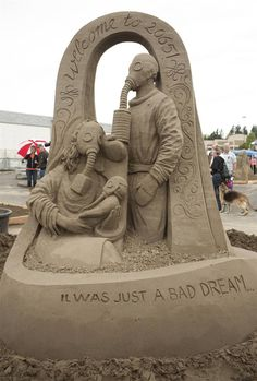 Surreal Sand Art     ::: WildAmmo.com