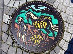 Ina Nagano, manhole cover (長野県伊那市のマンホール) | by MRSY