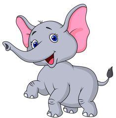 Vector illustration of cute elephant cartoon dancing Poster Cute Elephant Cartoon, Cute Baby Elephant, Kids Sites, Baby Animals, Cute Babies, Clip Art, Elephants, Wall Stickers, Vinyl Decals