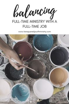 Kia Ora friends! Today I'm sharing part two in a continuous series of balancing ministry life with work life and family life. And as a wee treat for you, todayyou get to hear from my hubby! He'll be sharing all about what it's like for him working full-time plus carrying the load of Youth Ministry...