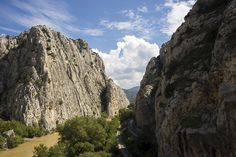 Demir Kapija: The Iron Gate in Macedonia. New experiences in DK this summer Biking seldom traveled stone roads.
