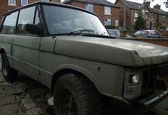 Range Rover Classic 2 Door, 3.5 V8, 72000 miles (PX/Swap)