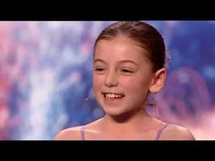 OMFG!!!! Big big surprice! Britain's Got Talent 2009 | Hollie Steel | I Could Have Danced All Night