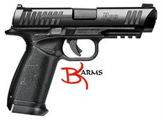 """FREE SHIPPING to CONUS! Remington Firearms 96466 RP9 Single/Double 9mm 4.5"""" 18+1 Black Polymer Grip Black.  With its double-stack magazine capacity, and host of accuracy and control enhancements, the RP is superior to every full-size polymer framed handgun. It's designed end-to-end to deliver an unmatched level of shooter control and accuracy. This model features an ambidextrous slide lock, a smooth, light and crisp single-action trigger, and PVD finish on the slide and barrel..."""