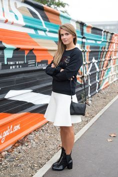 Paris Fashion Week Street Style – Spring/Summer 2014 (Vogue.com UK)