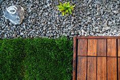 grass, stone ano wood