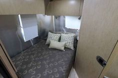 2016 New Airstream Flying Cloud 19 Travel Trailer in Oregon OR.Recreational Vehicle, rv, 2016 Airstream Flying Cloud 19, The 19 Corner Bed may be the smallest in the Flying Cloud line, but it offers everything for the weekend wanderer. At the front is the dinette with panoramic windows giving you stunning views. The dinette also converts effortlessly into a sleeper for two. In the galley there is a three burner range and stainless steel sink providing you an at home kitchen. The double bed…