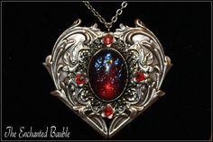 Exhilarating Jewelry And The Darkside Fashionable Gothic Jewelry Ideas. Astonishing Jewelry And The Darkside Fashionable Gothic Jewelry Ideas. Cute Jewelry, Jewelry Box, Jewelry Accessories, Jewelry Design, Unique Jewelry, Jewlery, Fantasy Jewelry, Gothic Jewelry, Vintage Jewelry