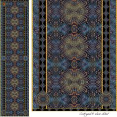 """One Size: 45cm*180cm (Approx. 18"""" x 70"""") Produced on these Materials: Silk Habotai Silk Satin Silk Chiffon Exceptional color and vibrancy on both sides of this scarf finished with a beautiful hand rol"""