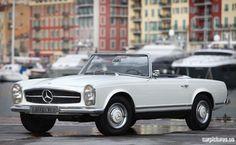 1965 Mercedes-Benz 230 SL Coupé