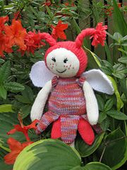 Ravelry: Tulip Fairy Doll pattern by Patons UK