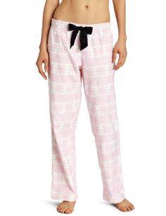 2b984b6105 Nautica Sleepwear Women s Flannel Pant